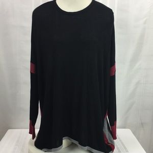 Joseph A Large Long Sleeve Pullover Sweater New
